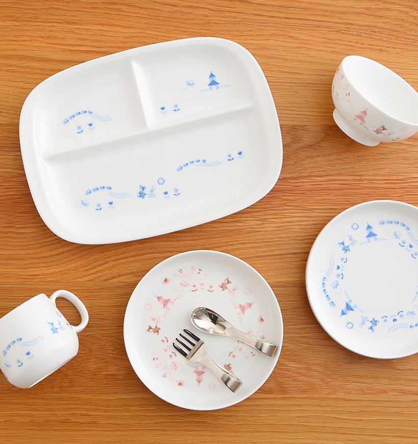 ノリタケの子供食器.jpg